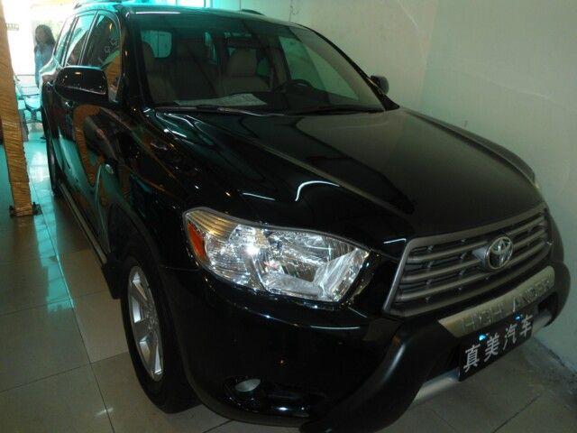 深圳二手丰田SUV价格 深圳丰田SUV二手车交易网 第一车网 -深圳二手