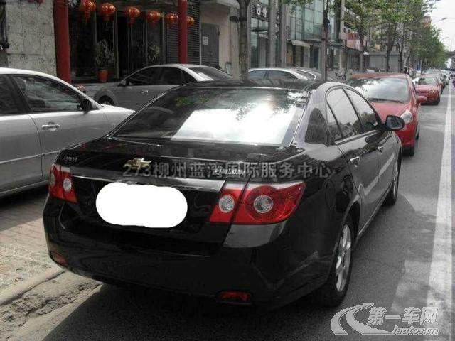 南宁7至10万5至8年黑色二手雪佛兰价格 南宁雪佛兰二手车交易网 第高清图片