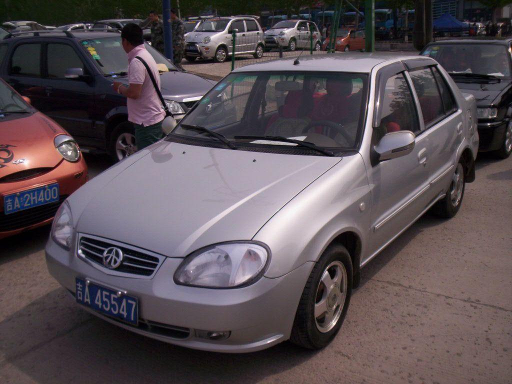 2006年07月天津一汽 夏利n3三厢