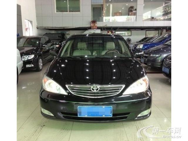 7至10万二手丰田中型车价格高清图片