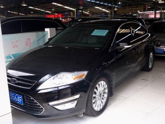贵阳二手福特中型车价格高清图片
