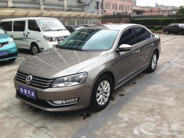 上海15至20万1至2年二手帕萨特价格 上海大众二手车交易高清图片