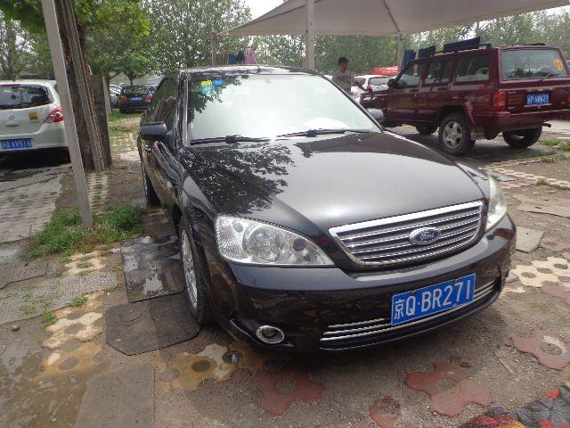 京5至8年二手福特中型车价格高清图片