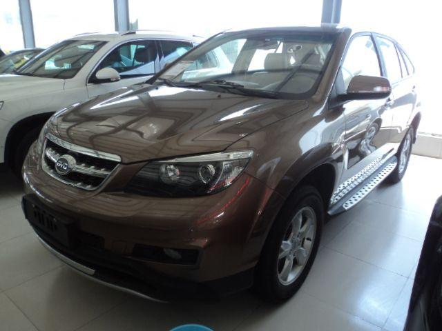 郑州二手比亚迪SUV价格 郑州比亚迪SUV二手车交易网 第一车网 -郑州