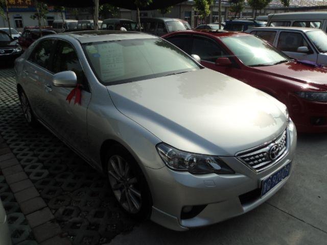 东1至2年二手丰田中型车价格高清图片