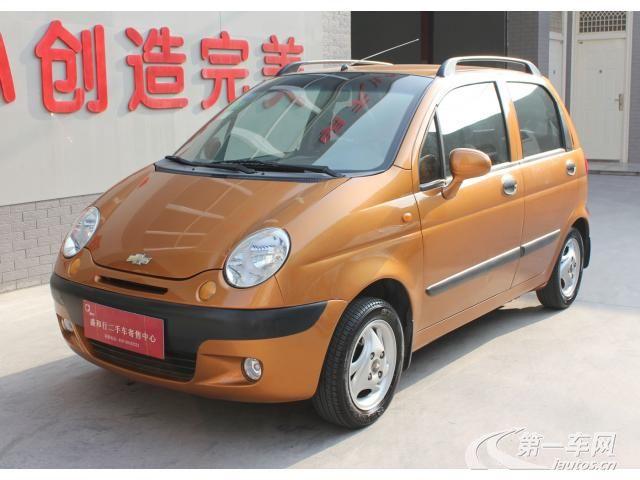 陕西2至4万5至8年二手雪佛兰微型车价格 陕西雪佛兰微型车二手车交高清图片