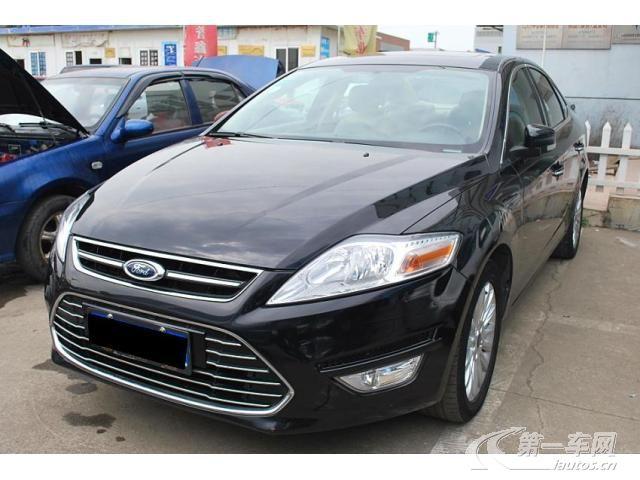 苏2至3年二手福特中型车价格高清图片