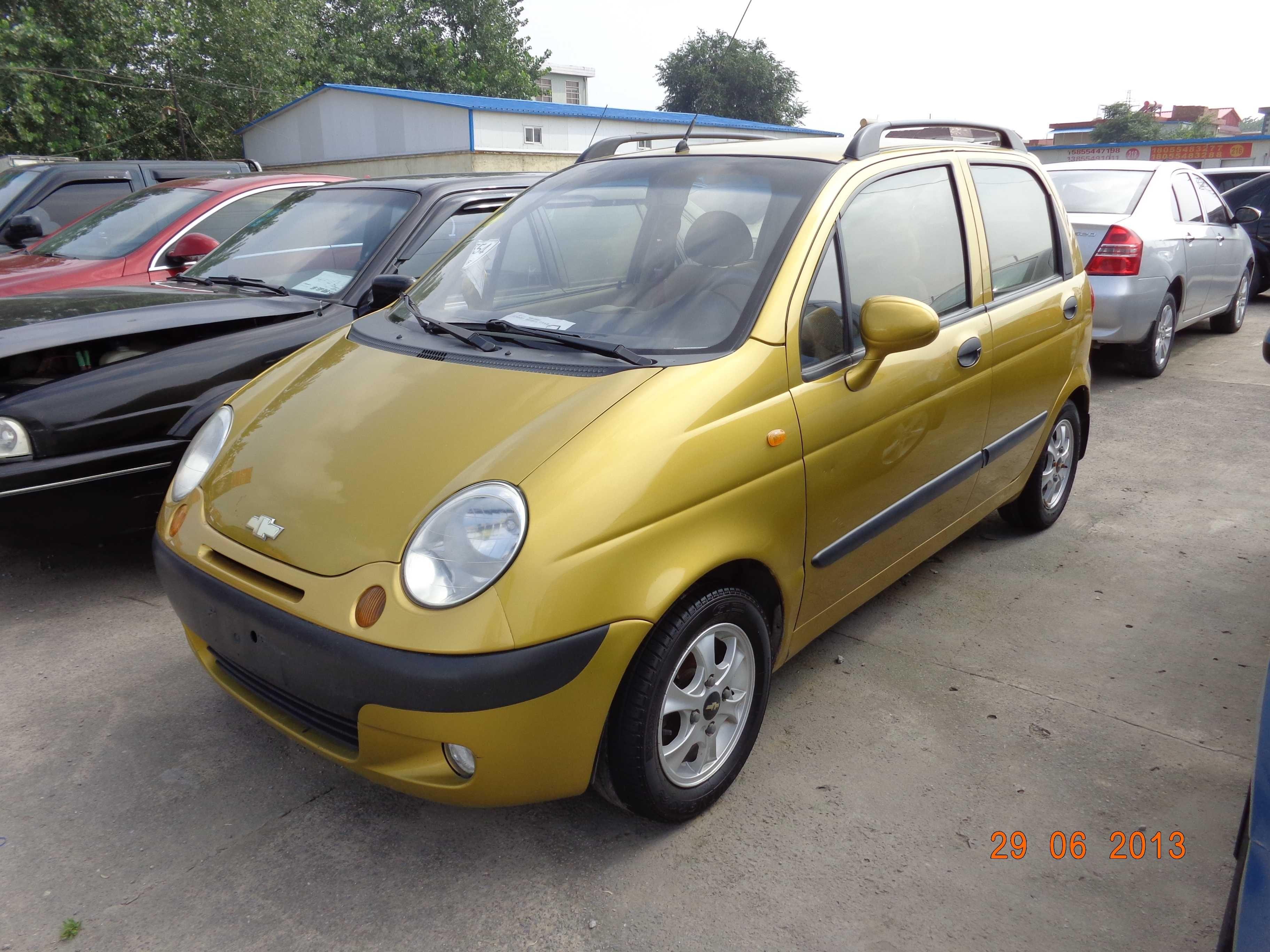 安徽2至4万二手雪佛兰微型车价格 安徽雪佛兰微型车二手车交易网 第高清图片