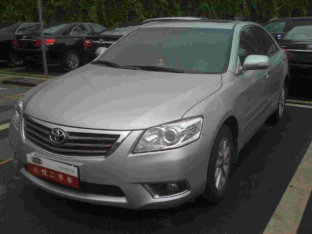 庆2至3年二手丰田中型车价格高清图片