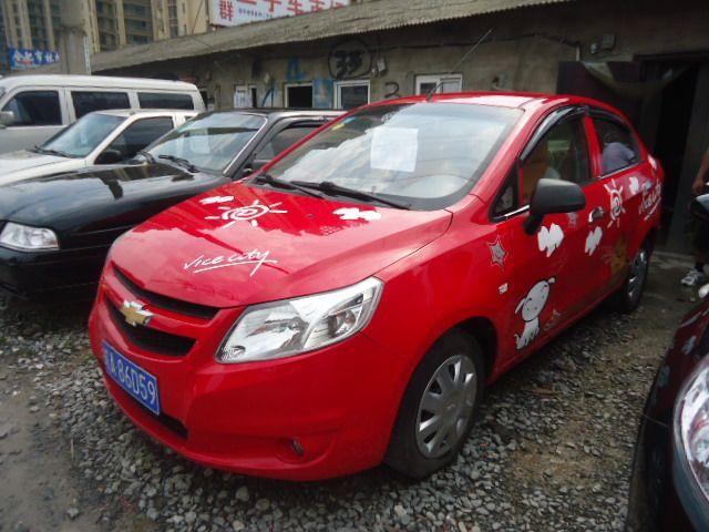 徽4至7万二手雪佛兰赛欧三厢价格 安徽雪佛兰二手车交易网 第一车高清图片