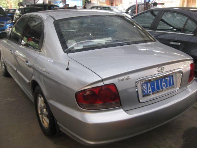 2005年 索纳塔2