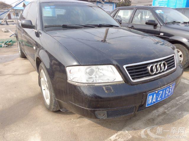 郑州二手奥迪A6 2002年奥迪A6 中高级轿车2.8L, 5档 手自一体高清图片