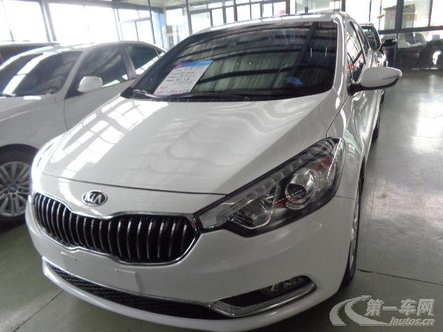 台州二手起亚K3 2013年起亚K3 紧凑型轿车1.6L, 6档 手自一体高清图片