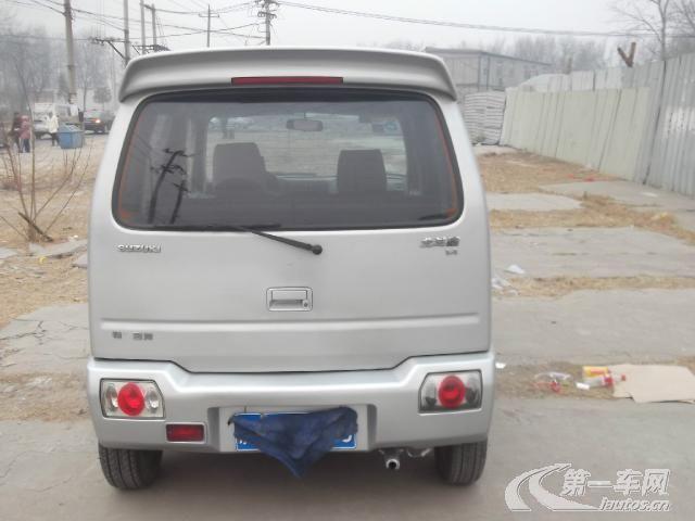 北京二手北斗星 2010年北斗星 微型车1.4L, 5档 手动高清图片