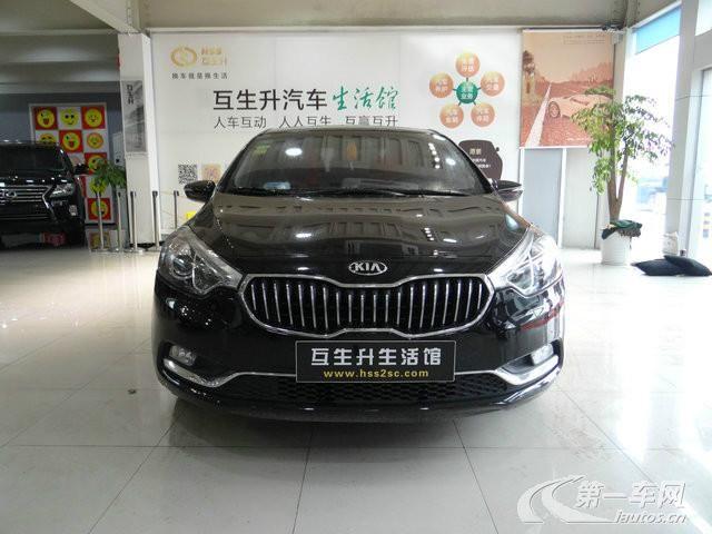 宁波二手起亚K3 2012年起亚K3 紧凑型轿车1.6L, 6档 手自一体高清图片