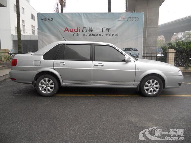 广州二手大众志俊 2008款