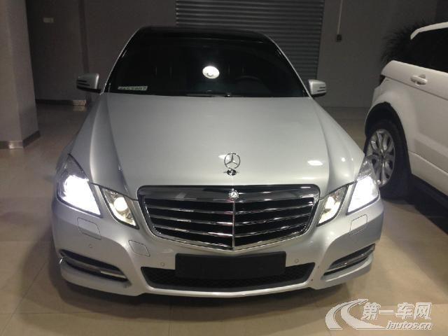 泉州奔驰e级e260l2011款1.8t手自一体时尚型(国Ⅳ)