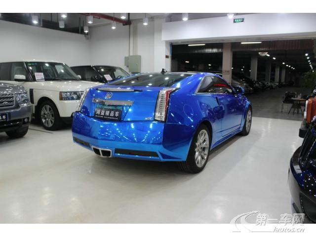 上海二手凯迪拉克cts coupe 2013年凯迪拉克高清图片