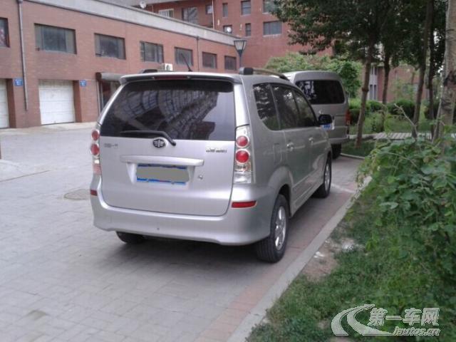 常州 一汽森雅s80 2011款 1.3l 手动 后驱 舒适型 (国Ⅳ)