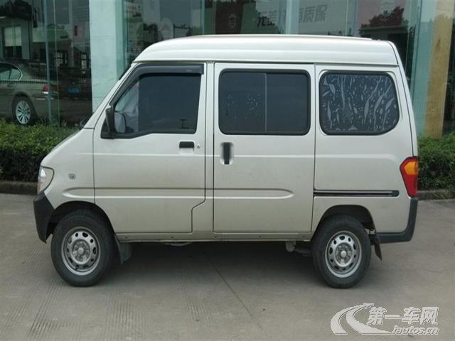 全国 五菱之光 2010款 1.0l 手动 8座 实用型长车身 (国Ⅳ)