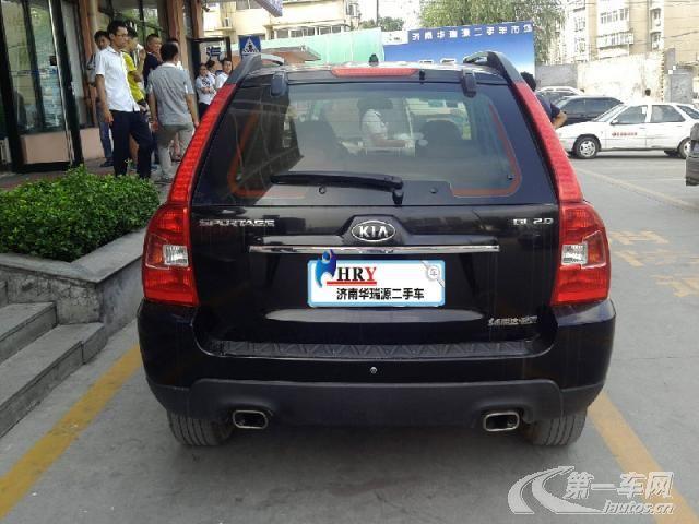 济南 起亚狮跑 2011款 2.0l 手动 前驱 gl (国Ⅳ) 2014-07-25更新图片