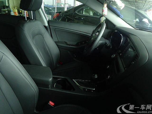 成都二手起亚k5 2012款 2.0l 手自一体 gl (国Ⅳ) 车