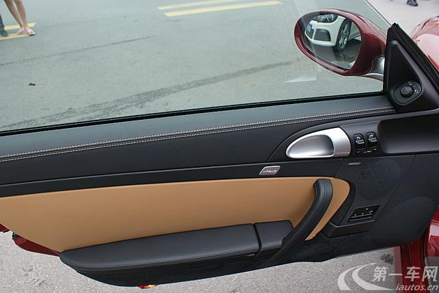 保时捷911 敞篷车 [进口] 2011款 3.6l 自动 edition-style限量版