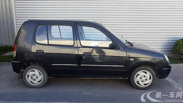 北京二手比亚迪 福莱尔 2001款 0.8l 手动 选装高清图片