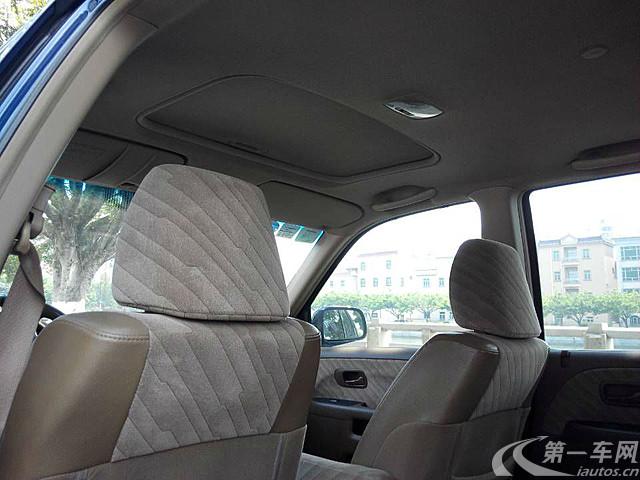 东莞长安镇二手战旗CR-V[进口]2002款2.0L本田tv房管图片