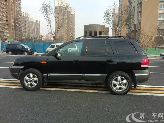 北京 大兴区二手 现代 圣达菲 2004款 2.7L高清图片