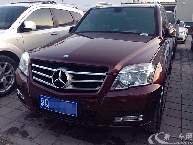 北京丰台区二手奔驰GLK级 GLK300 [进口] 20