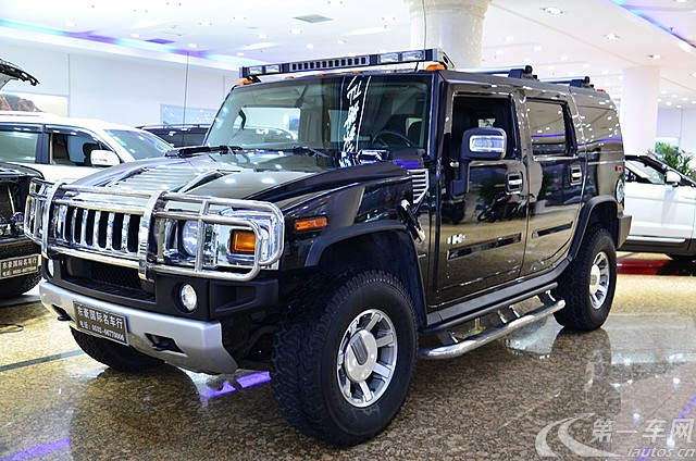 青岛二手车 青岛二手悍马h2 2009年二手悍马h2  概况 车辆编号4386846
