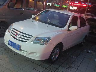 天津一汽夏利N5 1.3L 手动 标准型-山东2至4万白色天津一汽二手车 第高清图片