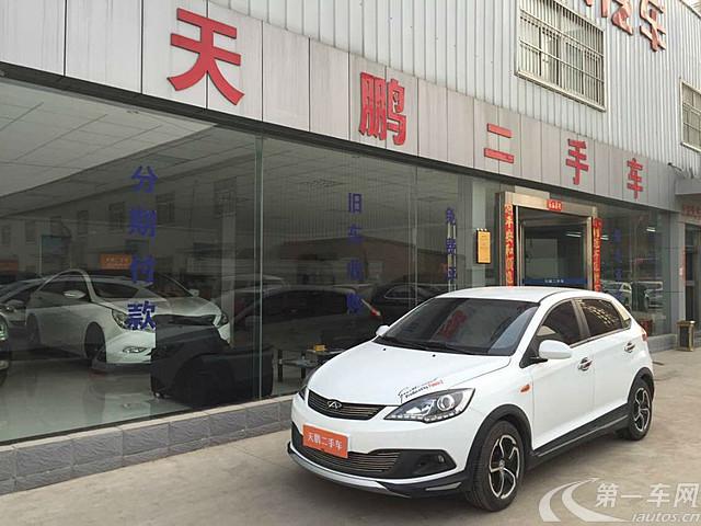 郑州二手 奇瑞风云2两厢 2014款 1.5l 手动 小型高清图片