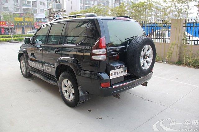二手丰田 普拉多 2007款 4.0 自动 vx导航版四