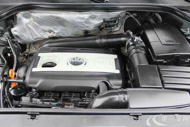 大众前驱纵置发动机变速箱结构