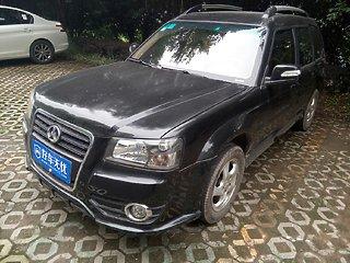 郑州 二手 川汽野马F10 1.5L 手动 尊贵型 2011款高清图片