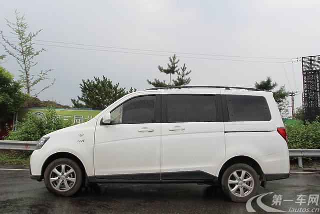 长安欧诺 2014款 1.5l 手动 7座 精英型 (国Ⅴ)图片