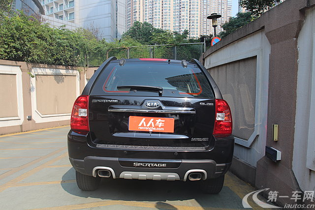 南京 起亚狮跑 2007款 2.0l 手自一体 前驱 gl (国Ⅳ)图片