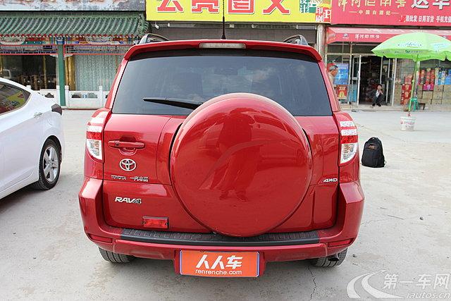 北京二手丰田rav4 2009款