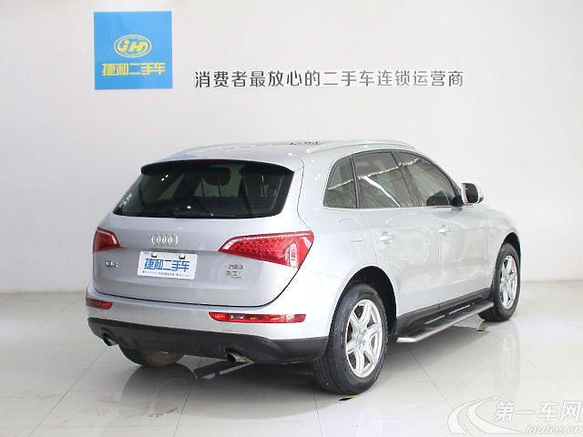 长沙开福区 奥迪q5 2012款 2.0t 手自一体 四驱 技术型 (国Ⅳ)