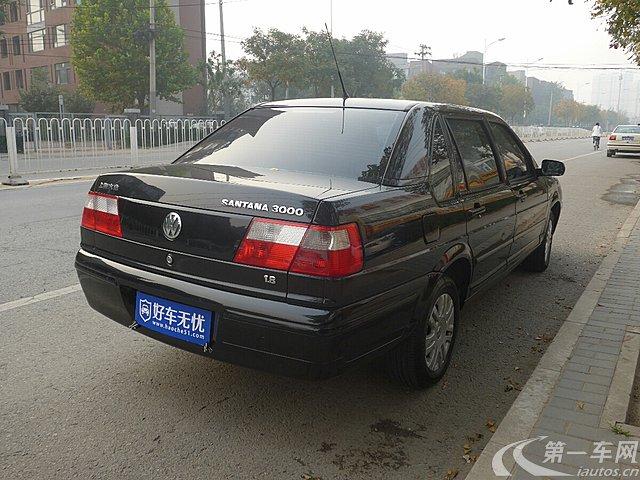 北京二手大众桑塔纳 2006款