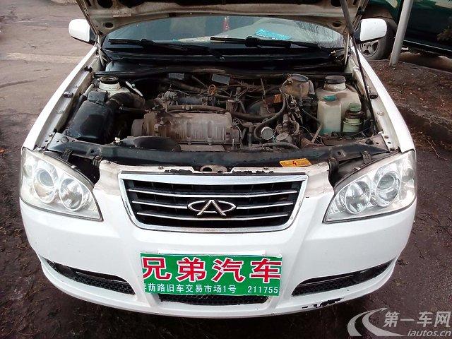 阳泉郊区 奇瑞旗云2 2010款 1.5l 手动 豪华型 (国Ⅳ)