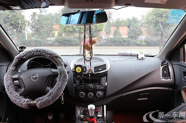 成都二手 海马S5 2014款 L 手动 前驱 智尚 型高清图片