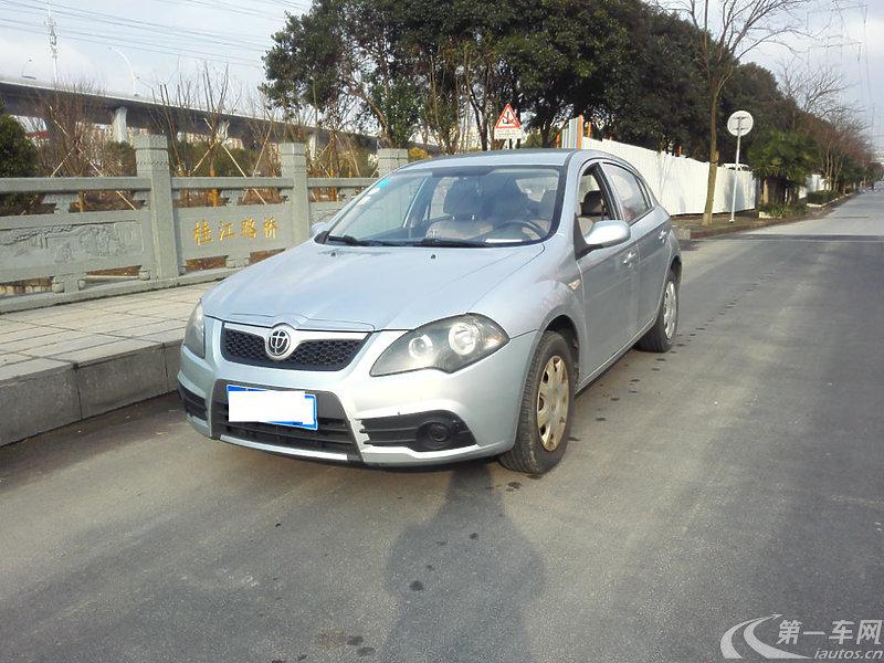 上海 中华骏捷frv 2010款 1.3l 手动 豪华型 (国Ⅳ)