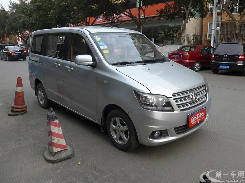 长安欧诺 2012款 1.3l 手动 7座 标准型 (国Ⅳ)图片