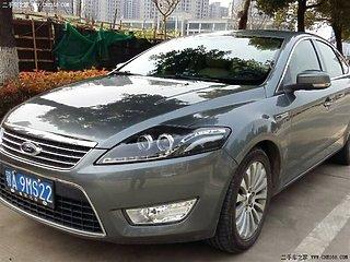 武汉8至10年福特蒙迪欧二手车 第一车网图片