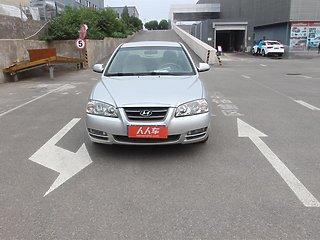 北京4至7万5年及以上现代伊兰特三厢二手车 第一车网
