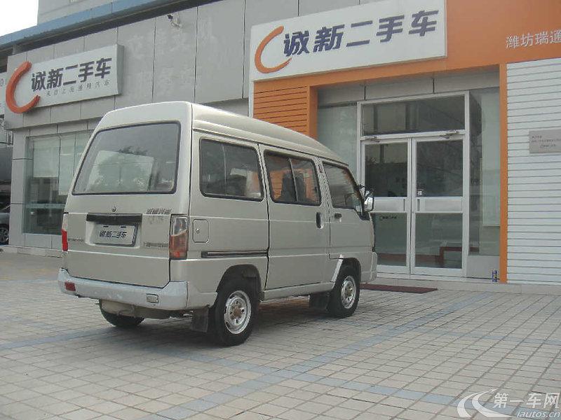 五菱兴旺 2005款 1.0l 手动 8座 基本型 (国Ⅱ)图片