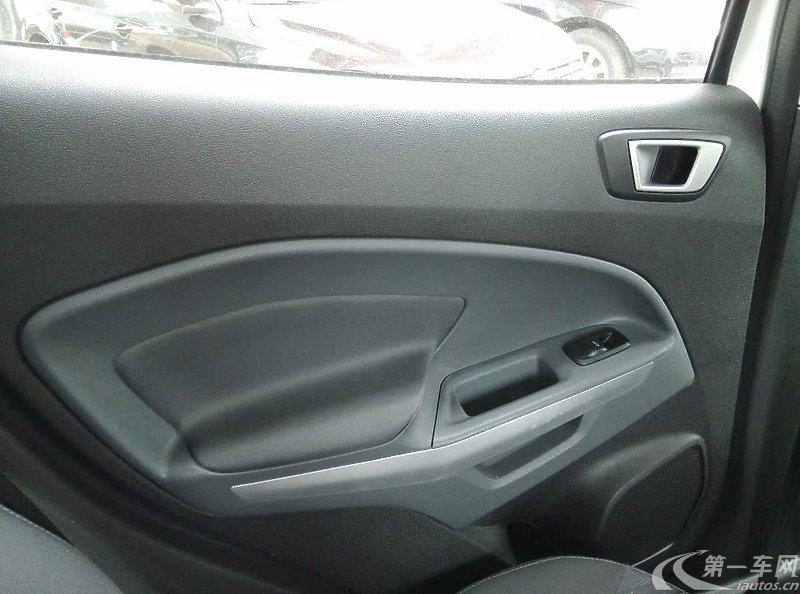 福特翼搏 2013款 1.0t 手动 前驱 尊贵型gtdi (国Ⅳ)